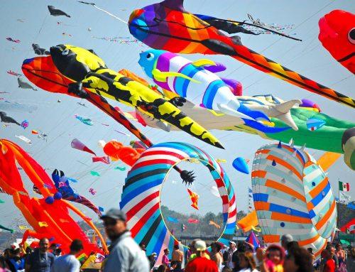 Artevento 2017: Il 37° festival internazionale dell'aquilone