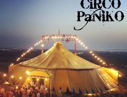 Circo Paniko al 37° Festival Internazionale dell'Aquilone!