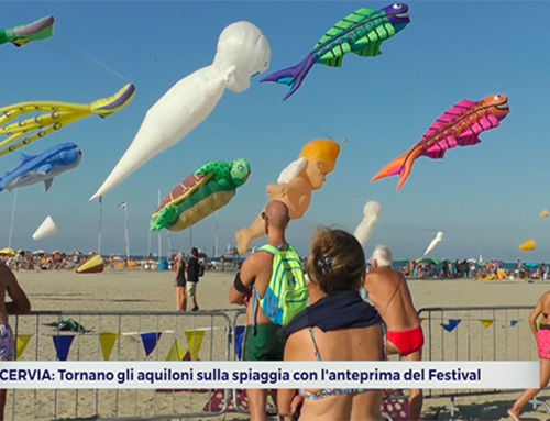Artevento | Back to fly – Cervia festival 2020